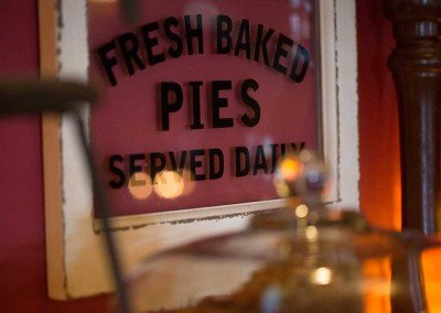 Home-baked Pies!